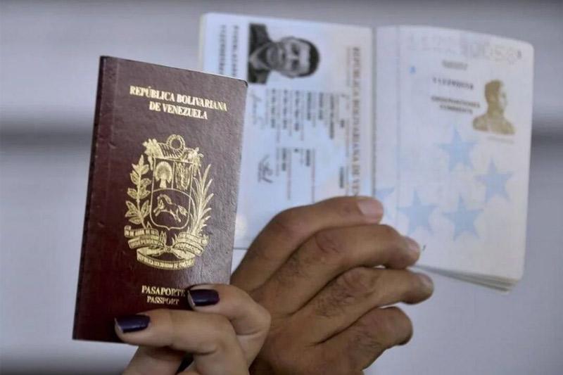 ¿Dónde pueden ir los venezolanos sin visa?