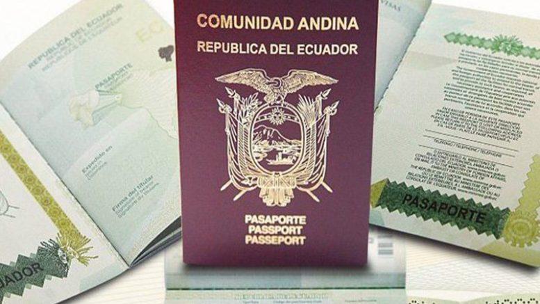 Países que NO requieren visa de ingreso a ecuatorianos
