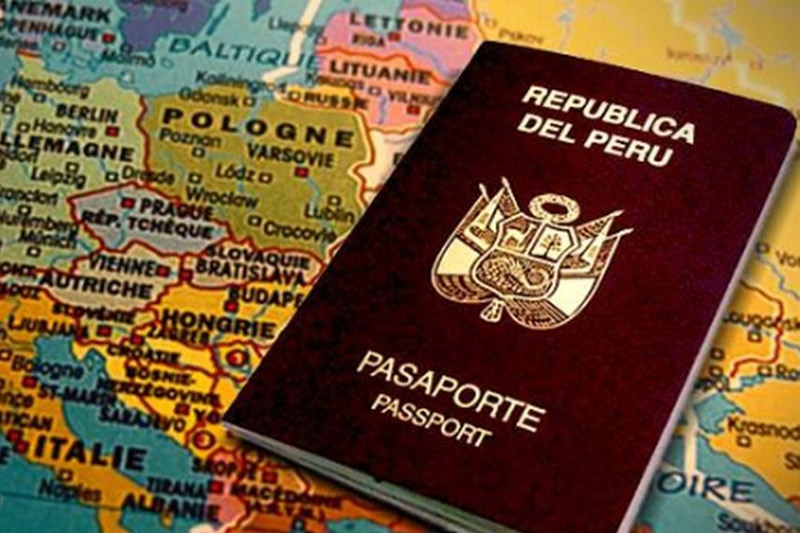 A que paises puedo viajar sin visa