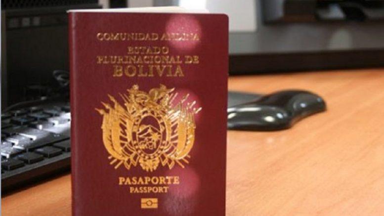 ¿Dónde pueden viajar los bolivianos sin visa?