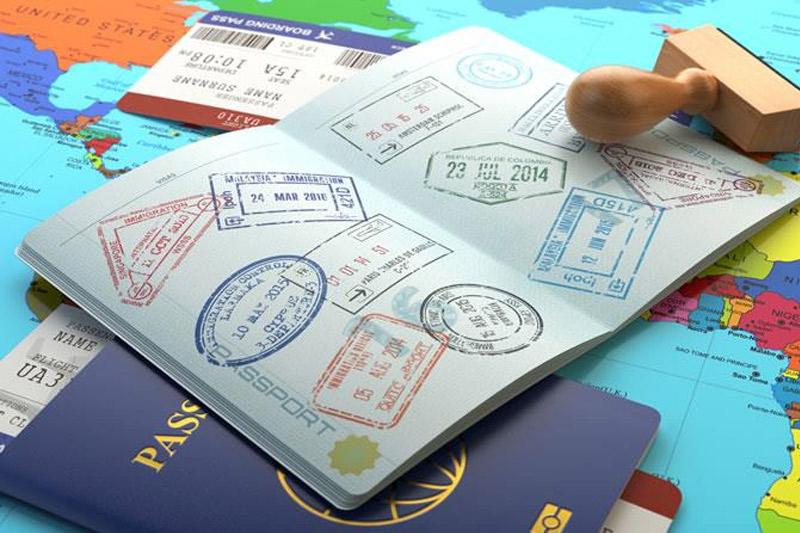 Viajar sin visa de turista por el mundo