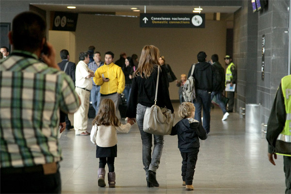 Autorización de viaje al extranjero de menores de edad