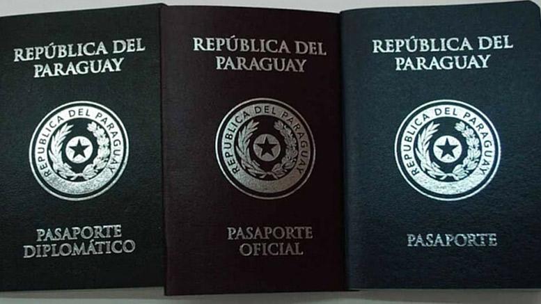 Viajar sin Visa con el Pasaporte Paraguayo