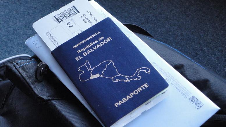 ¿A dónde pueden viajar los Salvadoreños sin visa?