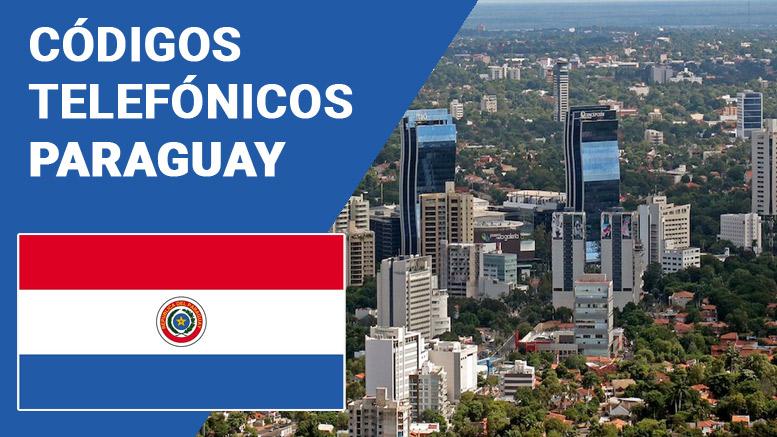 Cómo llamar a Paraguay
