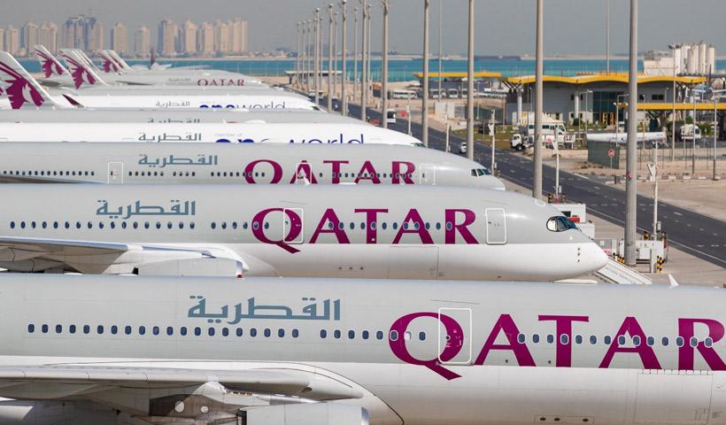 Qatar Airways te lleva a Catar